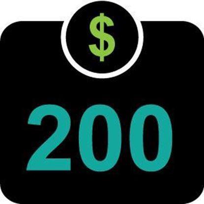 $200 Mountie Money
