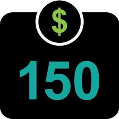 $150 Mountie Money