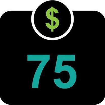 $75 Mountie Money