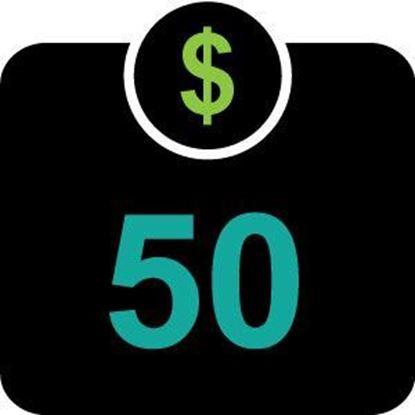 $50 Mountie Money